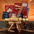 Chocolate Lover's Delight! Gourmet Gift Basket