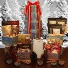 Holiday Coffee & Tea Gift Tower