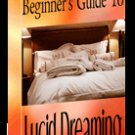 Beginner's Guide To Lucid Dreaming Techniques Ebook