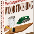Complete Guide to Woodfinishing Ebook