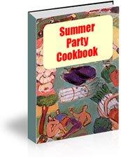 Summer Party CookEbook