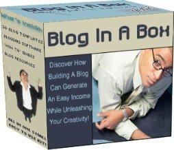Blog in A Box Ebook