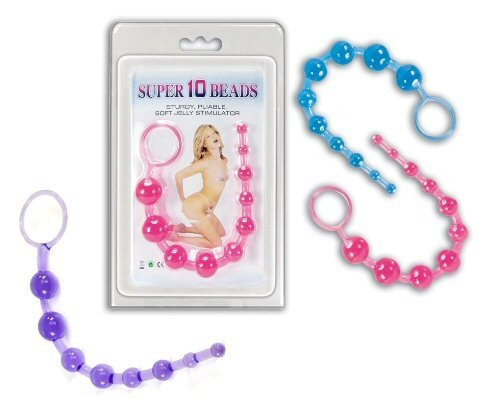 Super 10 - Anal Beads