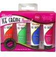 California Fantasies - Kissible Ice Cream Treats Lubricants - 4 Flavors per Box
