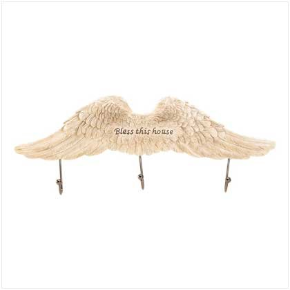 Angel Wings Wall Hook