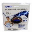 1gb Sport Digital Audio Player & Fm Tuner
