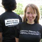 Death Penalty Abolitionist T-Shirt