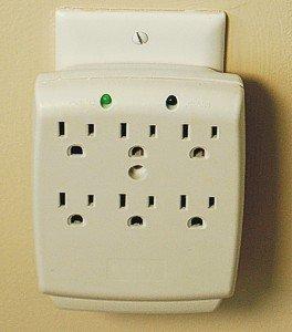 Electrical Outlet Hidden Camera