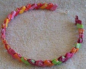 CandyWrapper Necklace