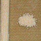 Pearlized Cream 13/0 Charlotte - Seed Bead