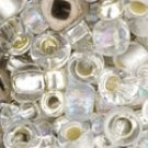 Junpako Crystal Silver Mix Combo