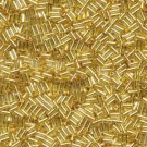 Bugle Gold Silver Lined 1-3mm 9003