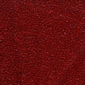 Transparent Red 11-0914