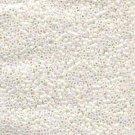 Delicas White Pearl AB DB202