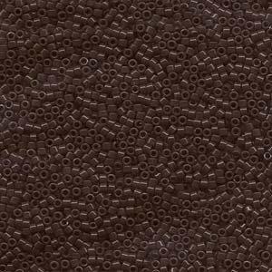 Delicas Opaque Chocolate Brown DB734