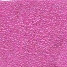 Delicas Lined Crystal Fuschia DB247