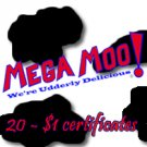 20 - $1 Gift Certificates - Mega Moo