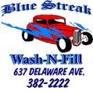 """Super Car Wash"" Books- Blue Streak Wash-N-Fill ($45 value)"