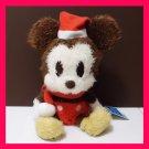 NEW! Disney Sega Noco Noco Xmas Mickey Plush