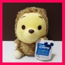 NEW! Disney Sega Baby Pooh in Horse Costume Plush