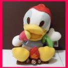 NEW! Disney Sega Donald Logcake Festive Plush