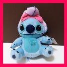 NEW! Disney Sega Stitch Pink Ribbon Plush