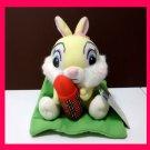 NEW! Disney Sega Ms Bunny holding Red Flask Picnic Plush