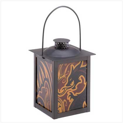 Dragoncrest Candle Lantern