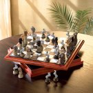 Animal Chess Set