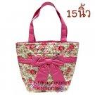 Naraya Pink Handmade Handbag/Tote/Purse/Bag - 402