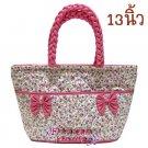 Naraya Cotton Handmade Handbag/Tote/Purse/Bag - 010