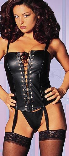 lrlk19 leather sexy lingerie