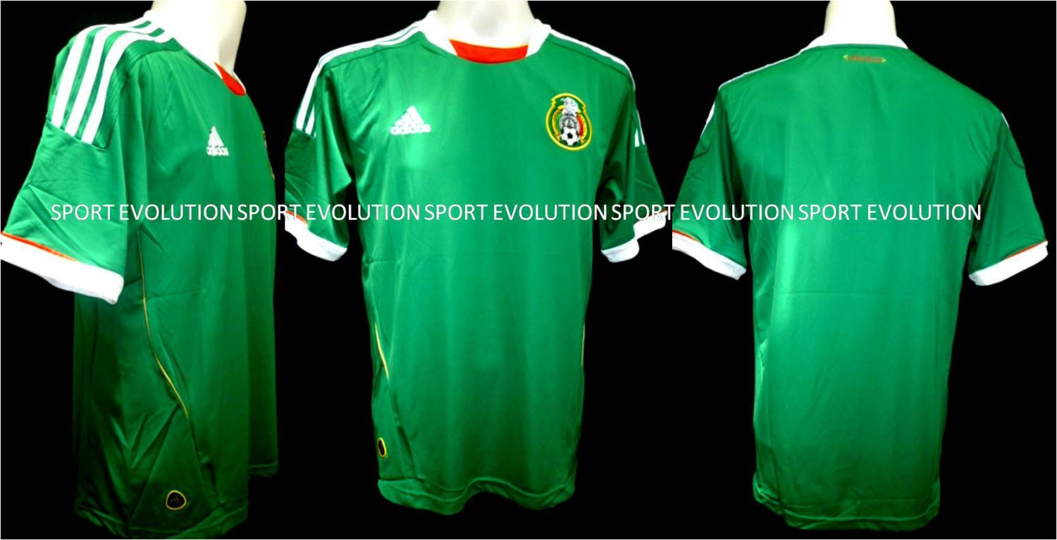 Mexico 2012 Home soccer Jersey