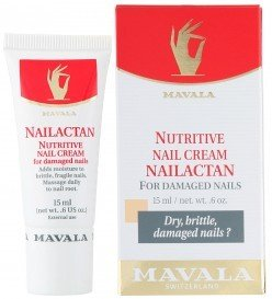 MAVALA NAILACTAN - NUTRITIVE NAIL CREAM 15ML