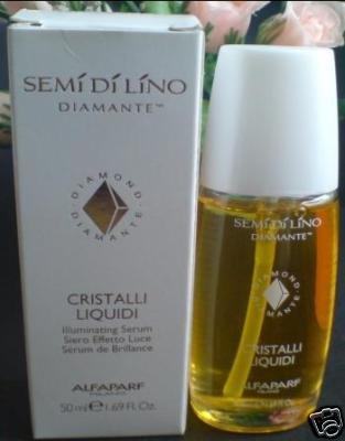 Alfaparf Cristalli Liquidi illuminating Serum 50ml