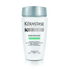 KERASTASE BAIN DIVALENT SHAMPOO for oily scalps 250ML