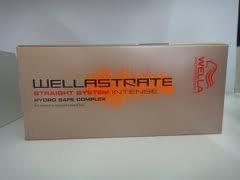 WELLASTRATE Straight System Intense Hair Cream