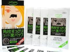 KOSE Nose Pore Strip Blackhead Clean Pack Mask 10pcs JP