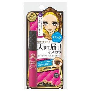 KISS ME Heroine Make Long & Curl Mascara Japan
