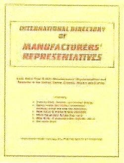 International Directory of Manufacturer's Representatives