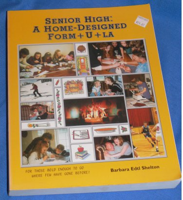 SENIOR HIGH: A Home-Designed Form + U + LA by Barbara Edtl Shelton