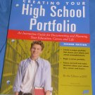 Creating Your HIGH SCHOOL PORTFOLIO 2nd Edition Book - Homeschool
