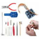 16-Piece Deluxe Watch Repair Tool Kit Including Opener and Pin Remover 33% OFF