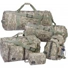 Extreme Pak Digital Camouflage Water-Resistant 5pc Luggage Set
