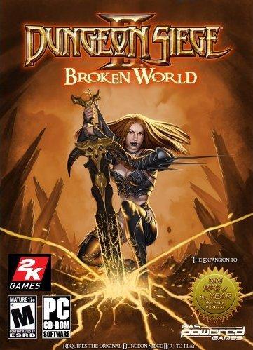 Dungeon Siege 2 Broken World PC Game