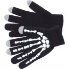 Casual Outfitters 6 Pair of Polyester Construction Capacitive Gloves