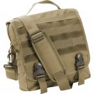"Extreme Pak Olive Drab Green 10"" Messenger Bag with 600D Construction"