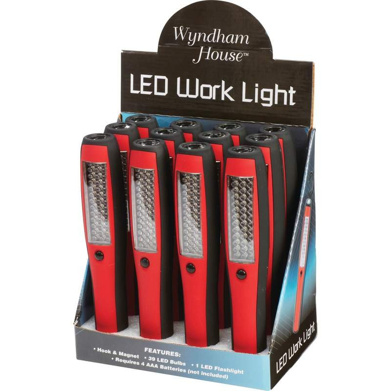 Wyndham House� 12pc LED Lights in Countertop Display