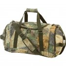 "19"" Invisible Camouflage Tote Bag With Zippered End Pockets"