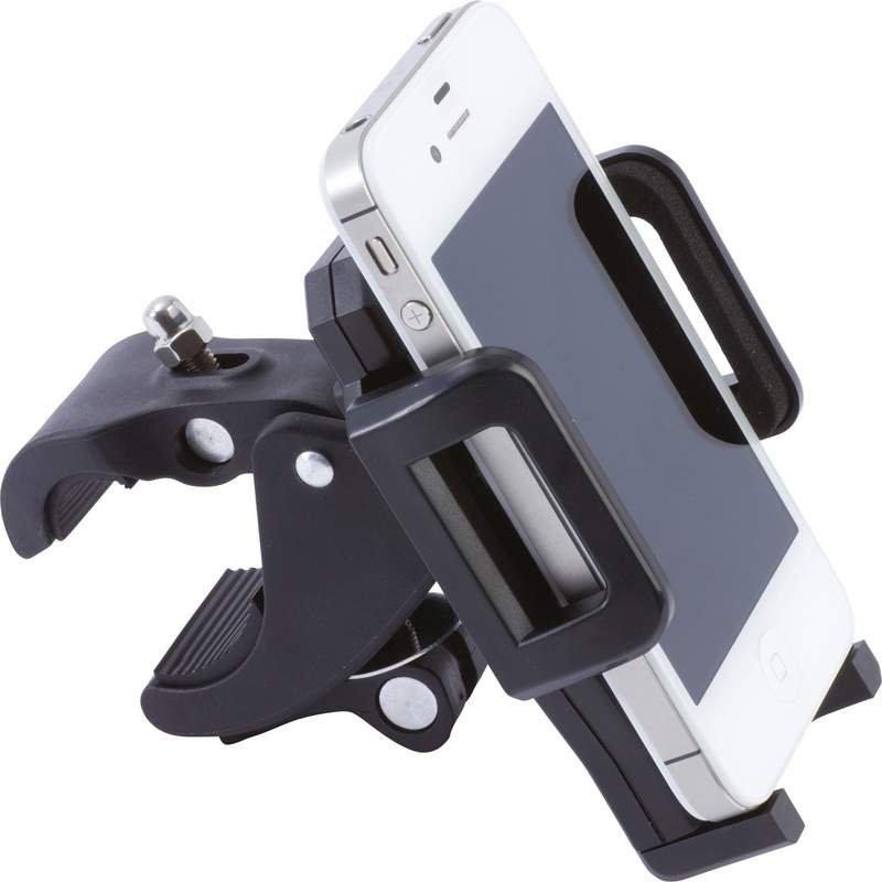 Diamond Plate ABS Adjustable Motorcycle/Bicycle Phone Mount
